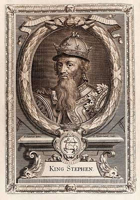 Stephen Print by Middle Temple Library