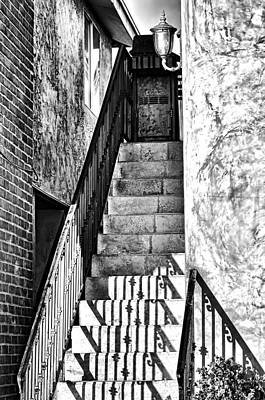 Steps Print by Camille Lopez