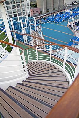 Steps Print by Betsy Knapp