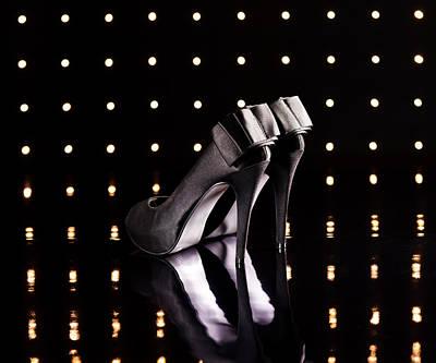 Sexy Soles Photograph - Stilettos  by Ulrich Schade