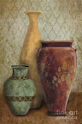 Still Life-g Print by Jean Plout