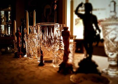 Crystal Photograph - Still Life - Tabletop by Jon Woodhams