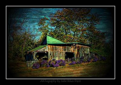 Indiana Scenes Photograph - Still Picturesque by Julie Dant