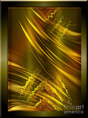 Overcoming Digital Art - Still Standing No Matter What - Optimistic Art By Giada Rossi by Giada Rossi