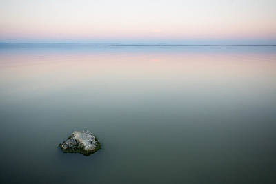 Sunsets Photograph - Still Water by Peter Tellone