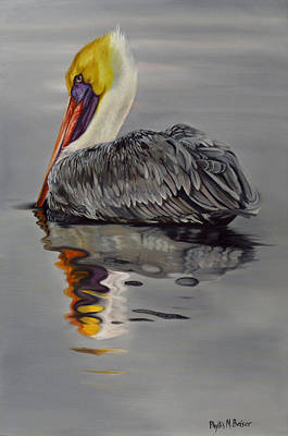 Still Waters Print by Phyllis Beiser