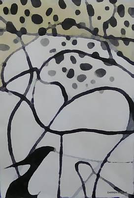 Stillettos Painting - Stiletto 2 by Darren McCrae