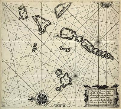 St.kilda Print by British Library