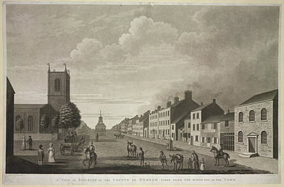 Stockton Print by British Library