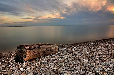James Dean Photograph - Stone Beach by James Dean