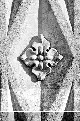 Carving Photograph - Stone Carving by Tom Gowanlock