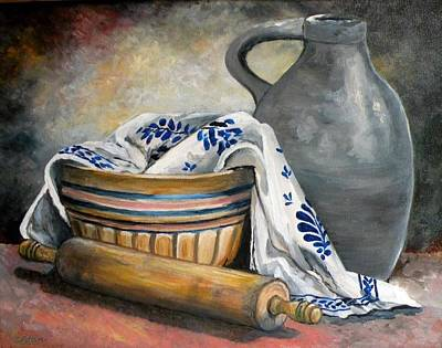 Ready For Baking Original by Eileen Patten Oliver