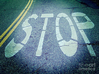 Stop Print by Colin and Linda McKie