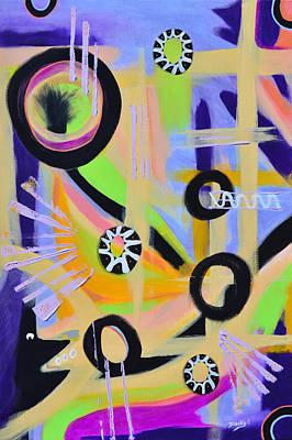 Stop Talking Original by Donna Blackhall