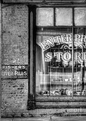 Photograph - Storefront by Russ Brown