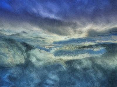 Storm Brewing Print by Jack Zulli