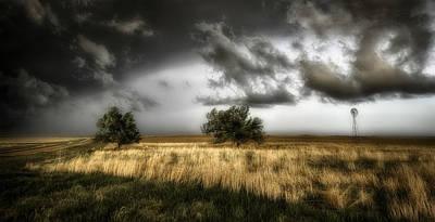 Ptints Photograph - Storm Clouds by Garett Gabriel