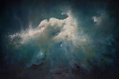 Derek Painting - Opt.28.14 Storm by Derek Kaplan