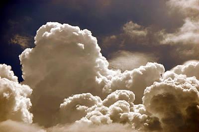 Joy Dinardo Bradley Dinardo Designs Photograph - Storm Moving In by Joy Bradley