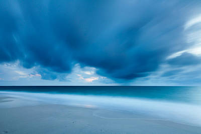 Storm Over The Sea, Sylt Print by Panoramic Images
