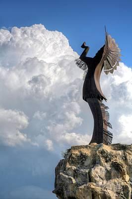 Storm Watcher  Print by JC Findley