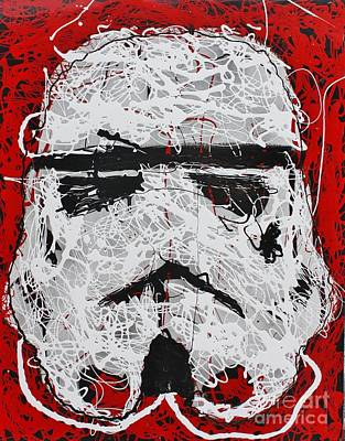 Stormtrooper Print by Michael Kulick