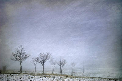 Stormy Wheather Print by Guido Montanes Castillo