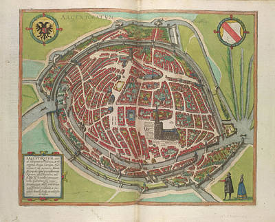 Strasbourg Print by British Library
