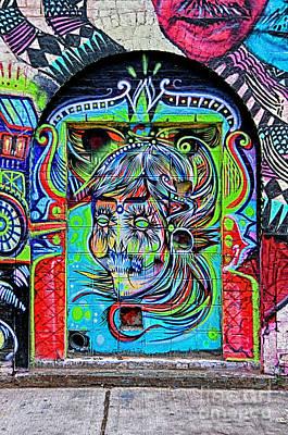 Street Art Print by Bob Stone