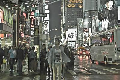 Street Life Original by Thomas Mack