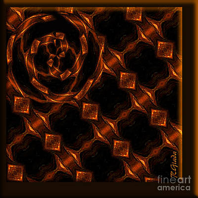 Overcoming Digital Art - Strength - Abstract Art By Giada Rossi by Giada Rossi