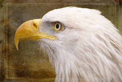 Jordan Painting - Strength And Beauty - Nature Art by Jordan Blackstone