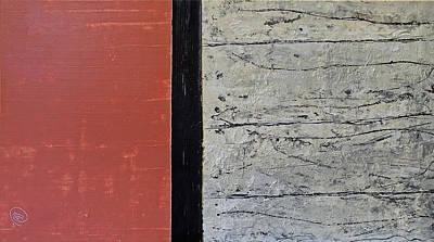 Terracotta Room Painting - Strength by Dan Engh