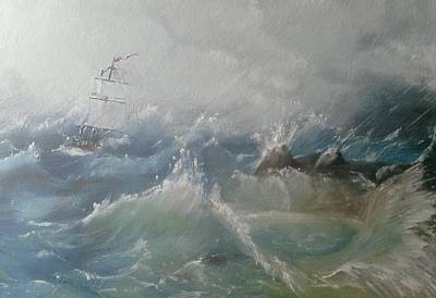 Strong Gale Original by Sergey Selivanov