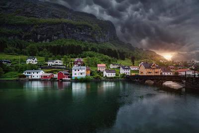 Norway Photograph - Stryn by Juan Pablo De