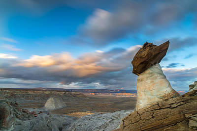 Mountain View Photograph - Stud Horse Point by Larry Marshall