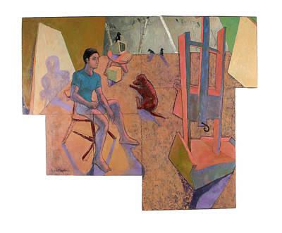Studio Print by Nenko Balkanski