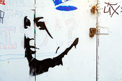 Streetart Photograph - Style  by A Rey
