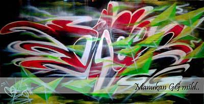 Oceq Painting - Style by Oke Masdiananta