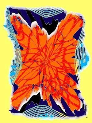 Succulent Citrus Print by Will Borden