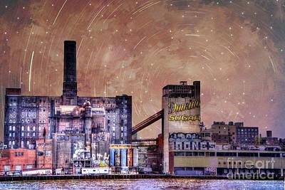 Manipulated Photograph - Sugar Shack by Juli Scalzi