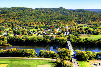 Church Photograph - Sugarloaf Mountain View by Donna Doherty