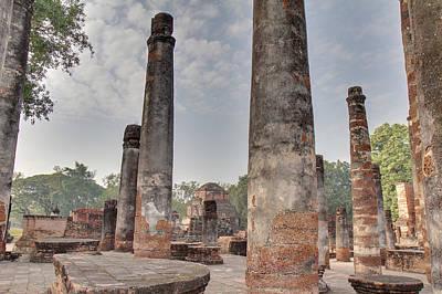 Sukhothai Historical Park - Sukhothai Thailand - 011322 Print by DC Photographer