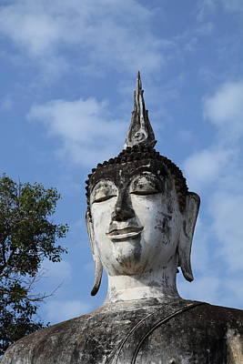 Sukhothai Historical Park - Sukhothai Thailand - 011334 Print by DC Photographer