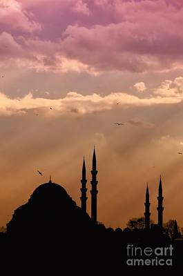 Suleimans  - Suleiman Mosque 03 by Antony McAulay