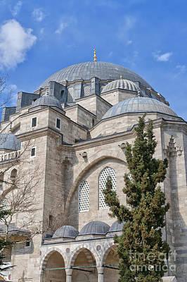 Suleimans  - Suleiman Mosque 06 by Antony McAulay