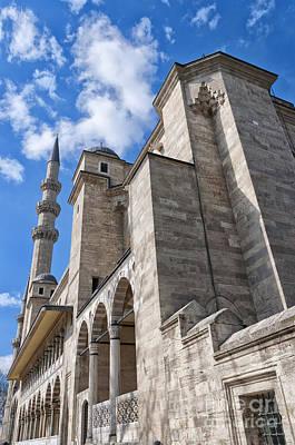 Suleimans  - Suleiman Mosque 07 by Antony McAulay