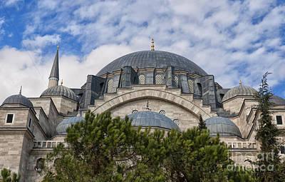 Suleimans  - Suleiman Mosque 17 by Antony McAulay