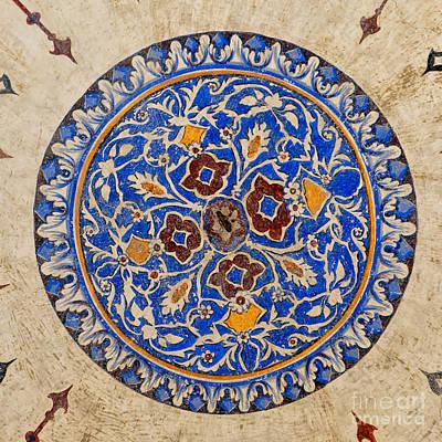 Suleimans  - Suleiman Mosque Interior 11 by Antony McAulay