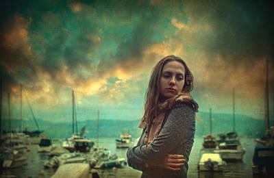 Rain Photograph - Suliko by Taylan Soyturk